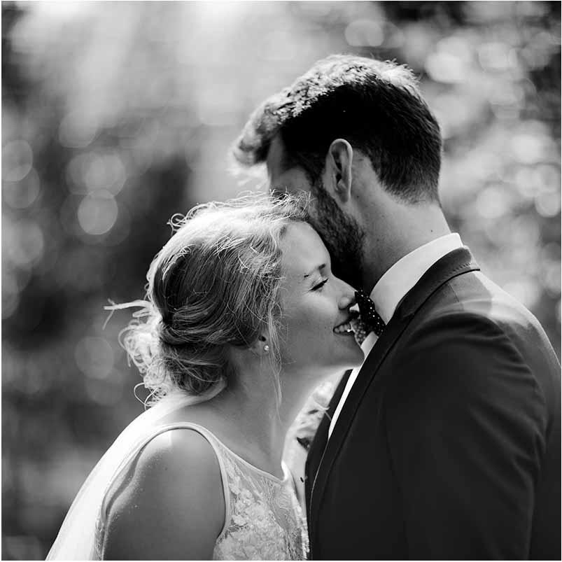 Portræt bryllup