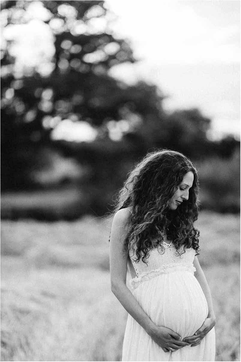 gravid fotografering Horsens
