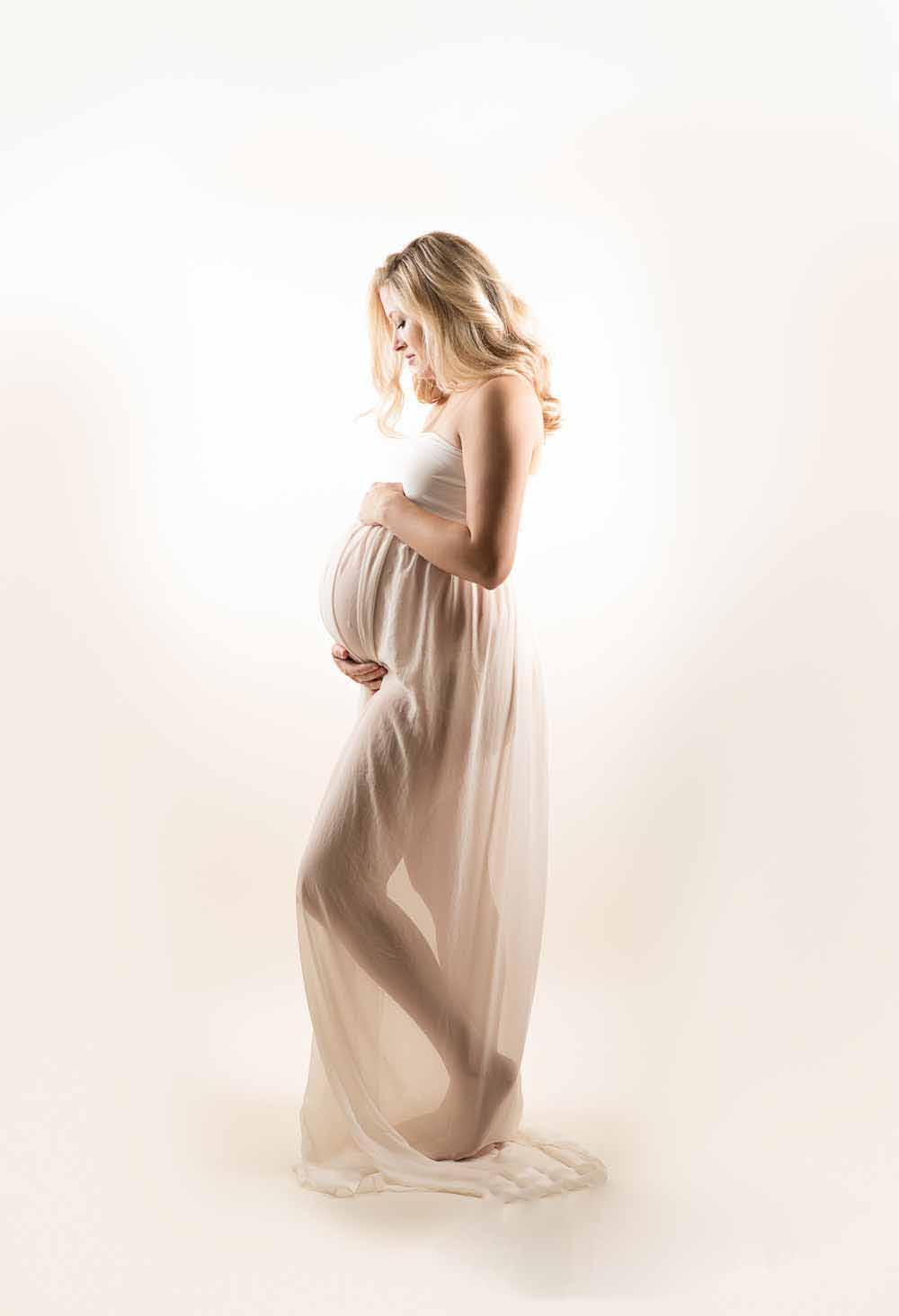 At forevige din graviditet med smukke billeder af maven